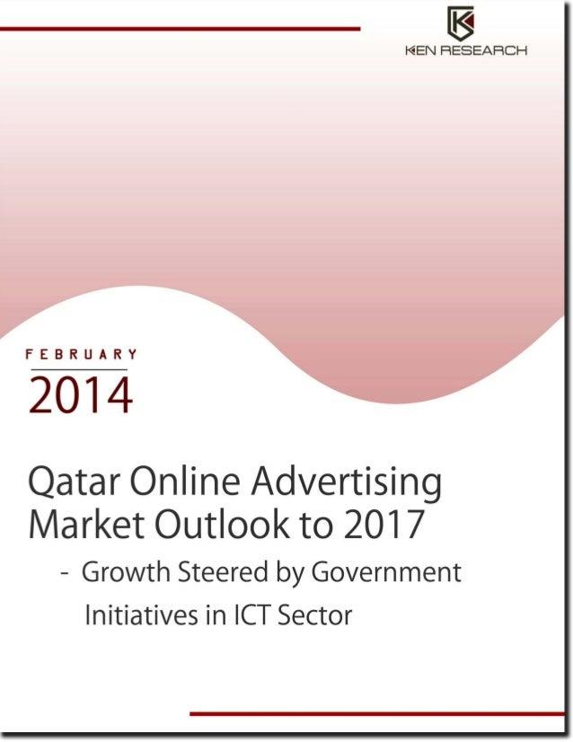 Qatar online advertising industry executive summary