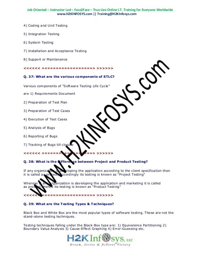 telecom testing interview questions answers pdf