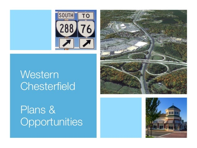 chesterfield plans