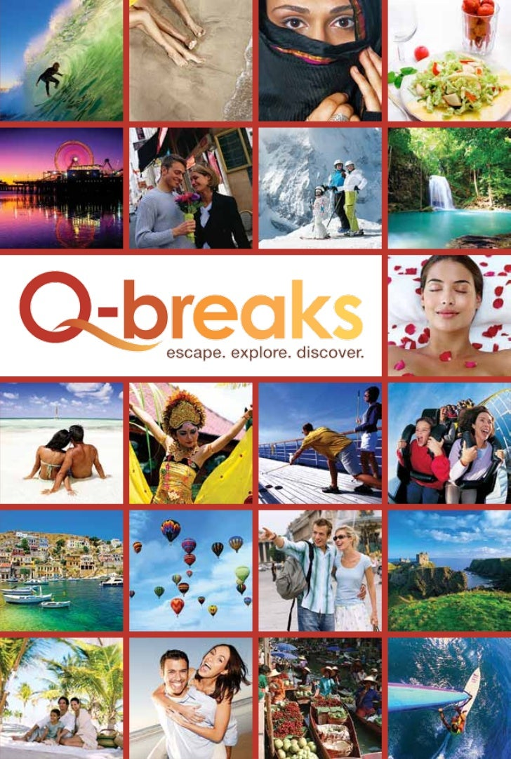 Escape, explore and discover the world! At Q-breaks, we're all about exciting experiential vacation packages. We offer eve...