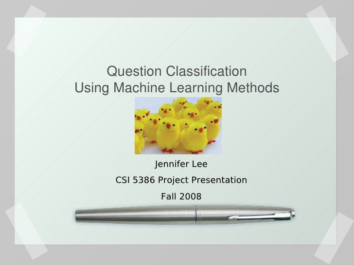 QuestionClassification                UsingMachineLearningMethods                                  Jen...