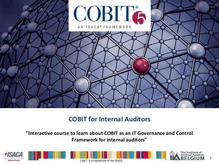 Qecb#iia#cobit5 training en_announce#201208