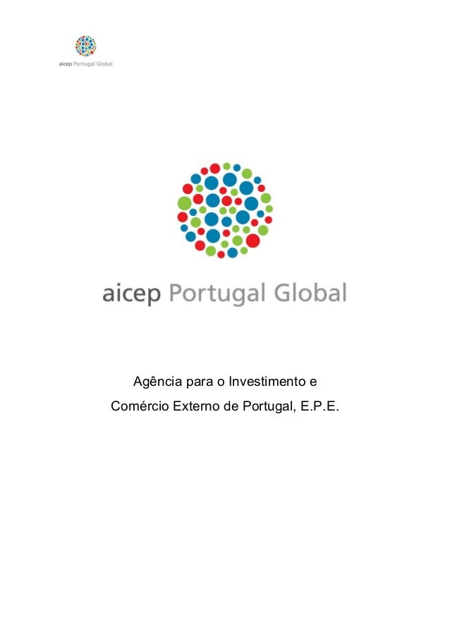 Agência para o Investimento e Comércio Externo de Portugal, E.P.E.