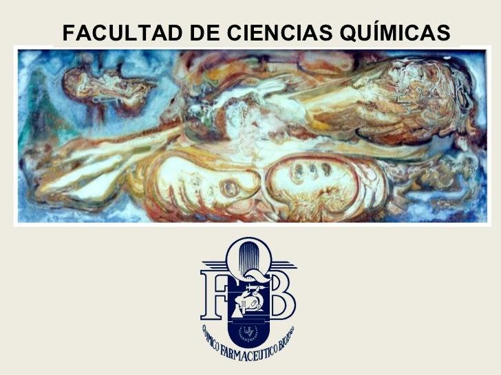 Químico Farmacéutico Biólogo en la Faculta de Ciencias Químicas de la Universidad Veracruzana en Orizaba Veracruz