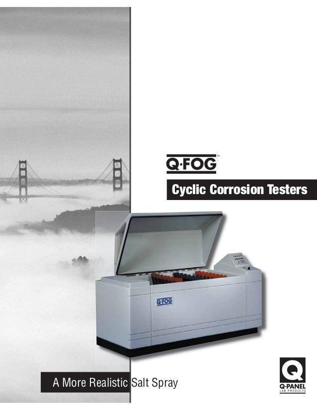 f  Cyclic Corrosion Testers  q