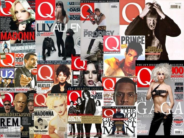 Q visual research