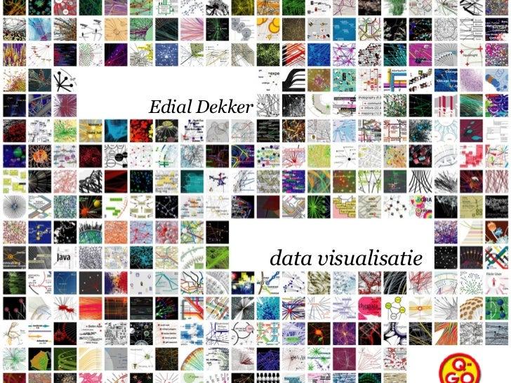 data visualisatie Edial Dekker