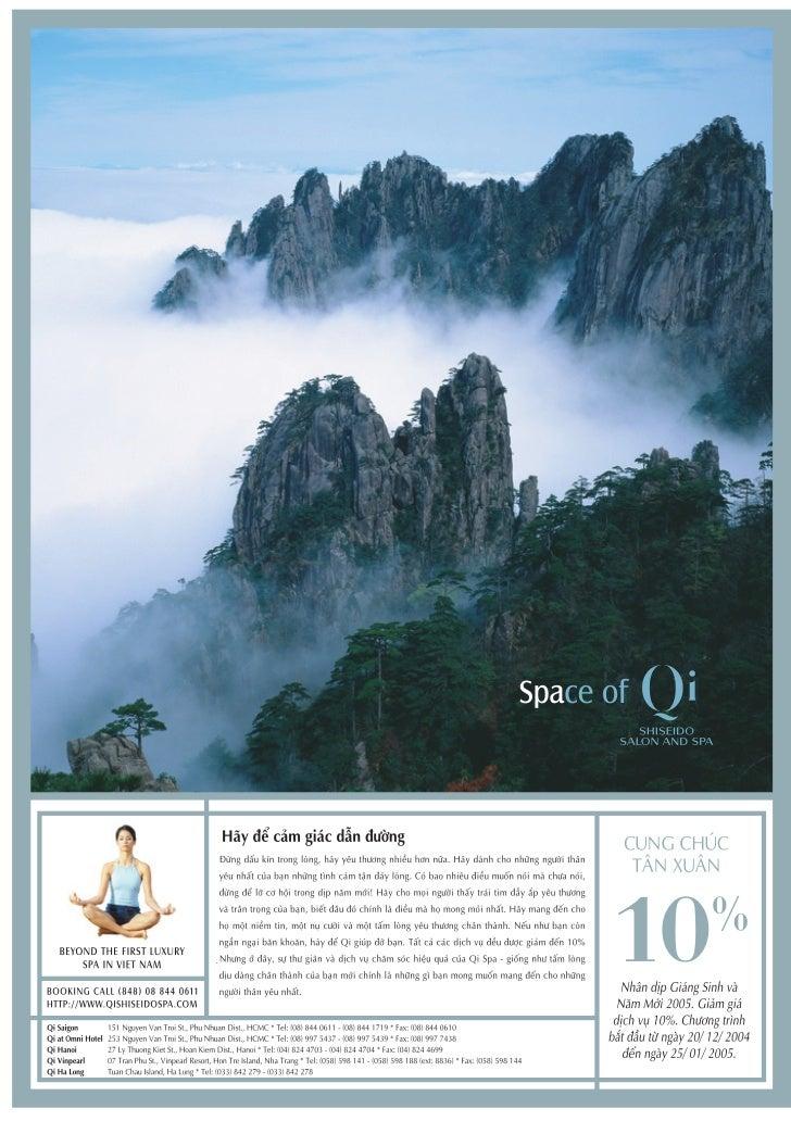 Thiet ke print ad - Qi zen salon