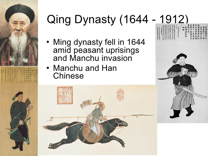 ming and qing dynasty essay Free essay: founded by the jurchen aisin gioro clan, a family of manchu rulers, is the qing dynasty emperor nurhachi founded the latter jin regime.