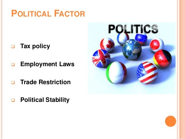 nokia political factors Essay on pest analysis of paint industry in india pest analysis the pest analysis refers to four main factors: political economical social technological the analysis will focus towards the industry that how the political stability, rules and regulation, and the legal system of the country affecting the overall industry.