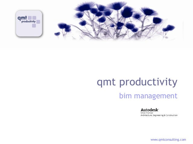 www.qmtconsulting.com qmt productivity bim management