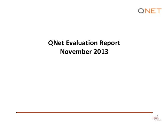 Qnet media coverage - November 2013