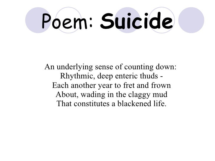 How to write a good poem?