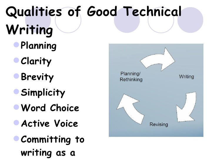 technical writing activities Technical writers, also called technical communicators,  many technical writing jobs require both a degree and knowledge in a specialized field,.
