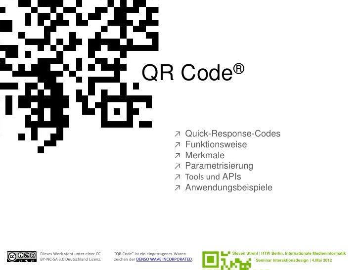 QR                 Code ®                                                               ↗     Quick-Response-Codes        ...