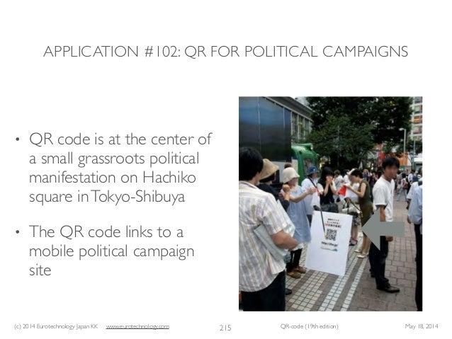 qr Code Campaign qr For Political Campaigns