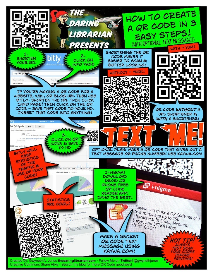 How to Make a QR Code in 3 Easy Steps!