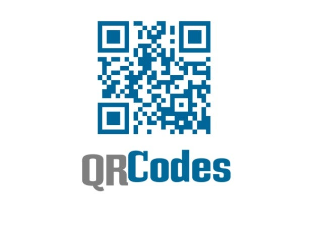 "• A QR Code- ""Quick Response"" is a mobile phone readable barcode. • In its simplest form it is a print based hyperlink • I..."