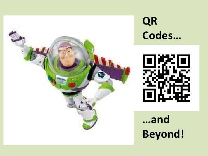 QRCodes……andBeyond!