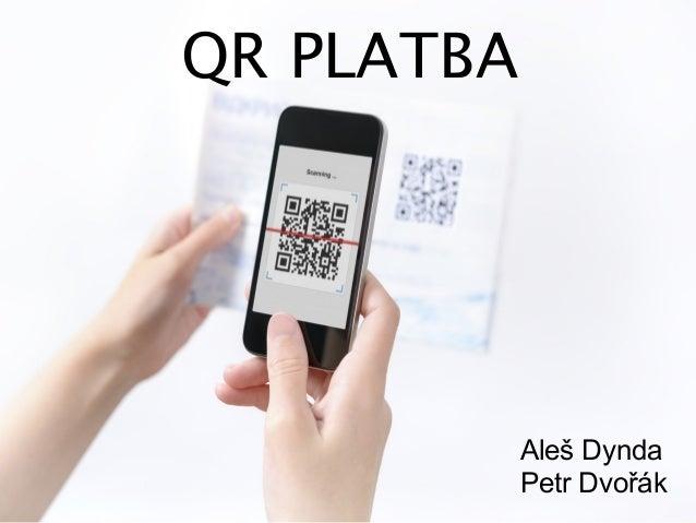 QR Platba pro Communication Wednesday