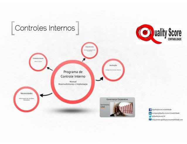 Qsc controles internos