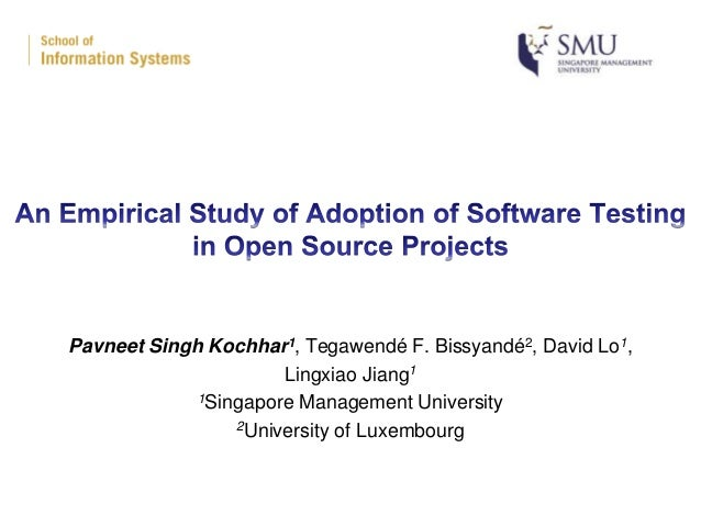 open adoption research papers A senior research engineer for the institute for space.