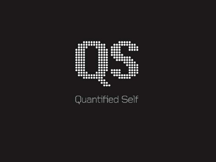 Quantified Self - Joost Plattel, Slides from my talk at the Hogeschool Utrecht