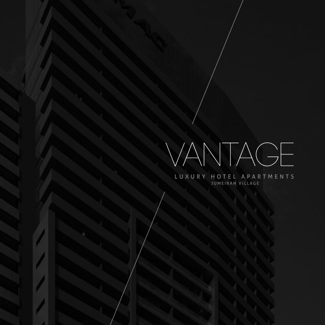 Raise your game at VANTAGE