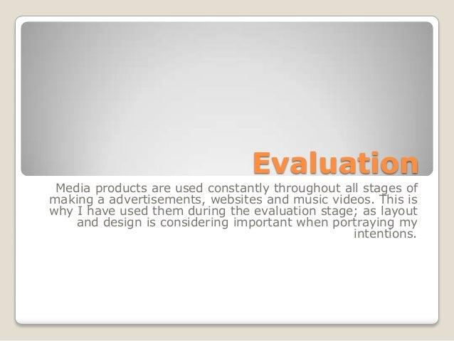 Qtech evaluation