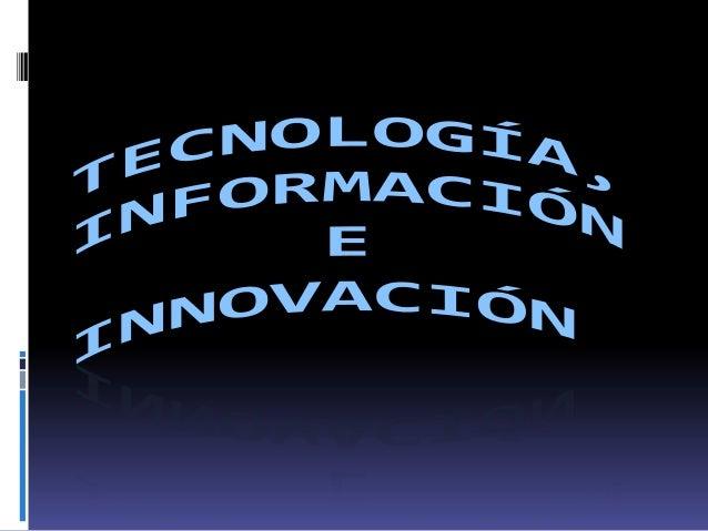 innovación  Es una novedad o modificación que renueva algo: los fabricantes han hecho algunas innovaciones en los automóv...
