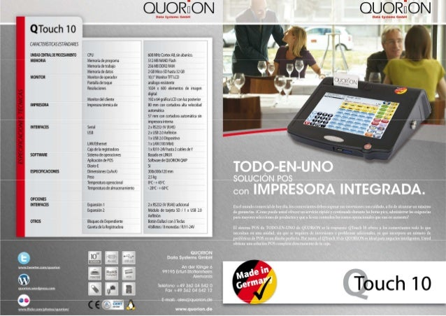 Q touch10