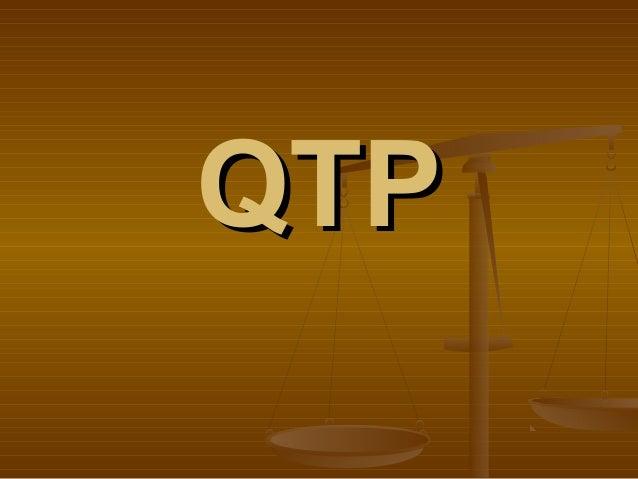 Qtp day 3