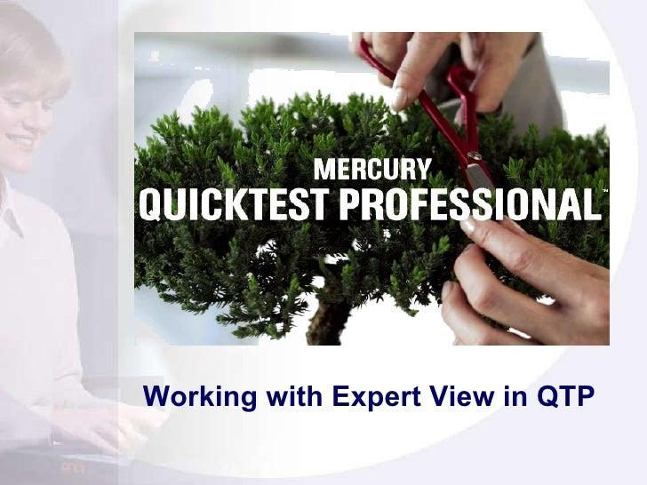 QTP Presentation2