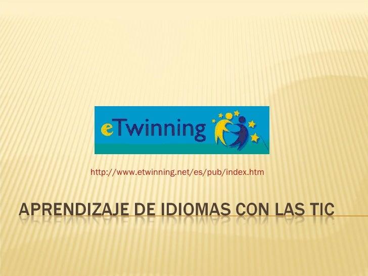 http :// www.etwinning.net /es/ pub / index.htm