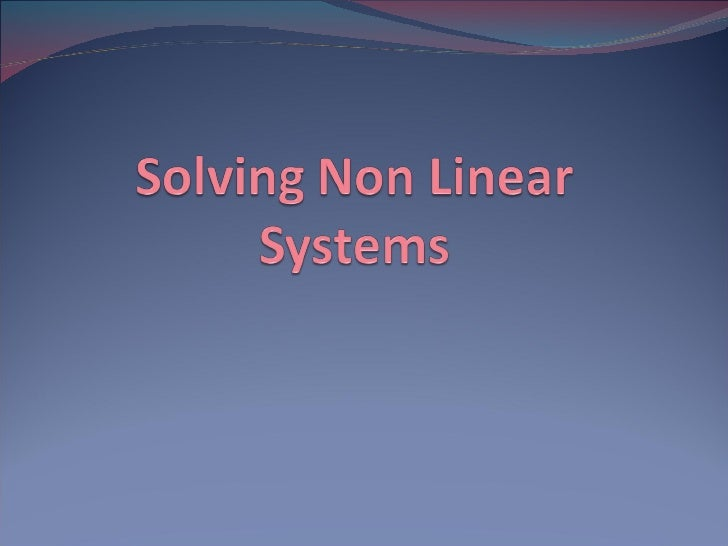 Quad-Linear Systems