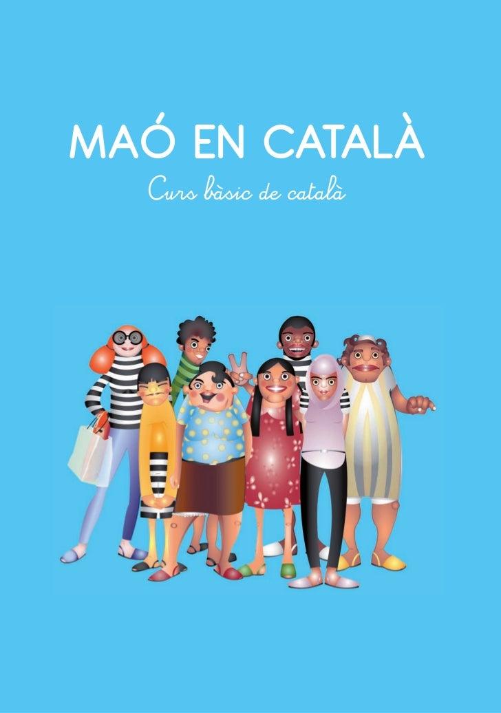 Quadern mao en catala
