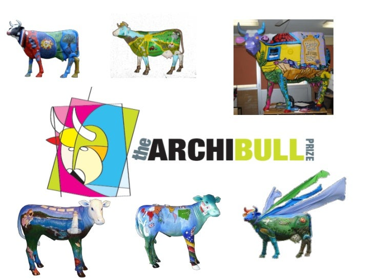 Quakers Hill High School Archibull Prize Entry Grains