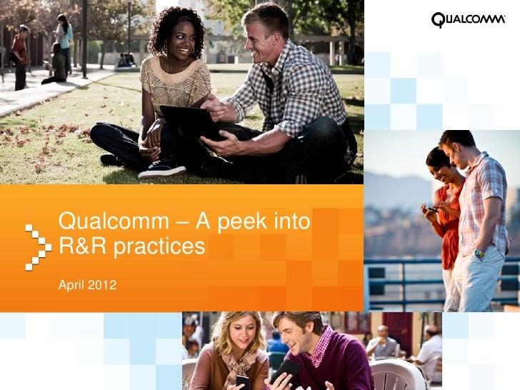 Qualcomm Communications