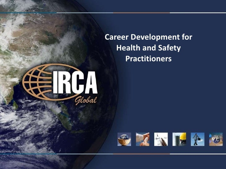 Career Development for Health and Safety Practitioners