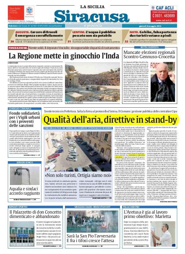LAURA VALVO La manovrina messa in campo dal governo regionale e portata in commissione Bi- lancio dell'Ars è stata tutt'al...
