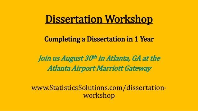 Dissertation qualitative analysis