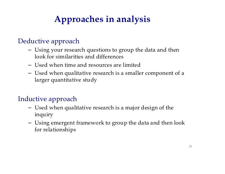 analyze data qualitative research paper Academiaedu is a platform for academics to share research papers in analyzing the data, both qualitative the collection of the data in qualitative research.
