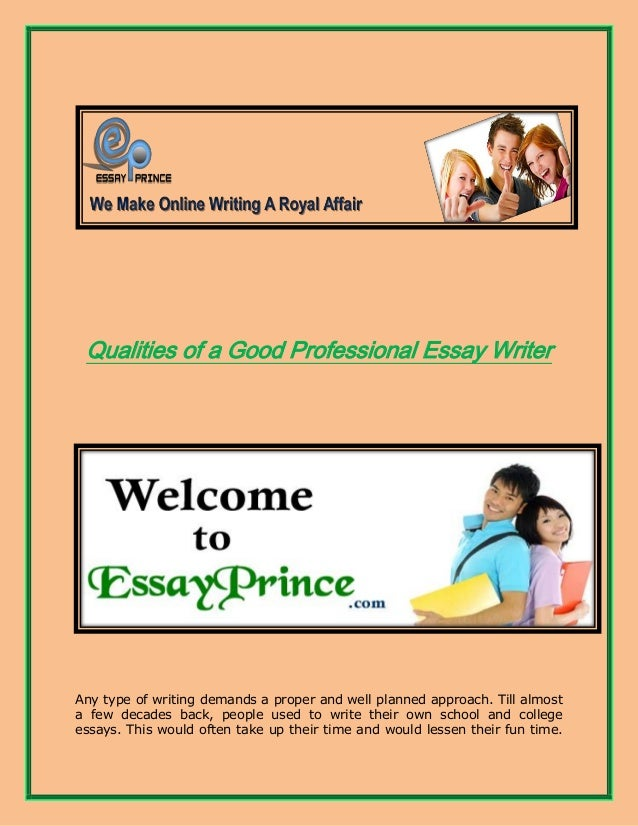 qualities of a good essay good leadership qualities essay