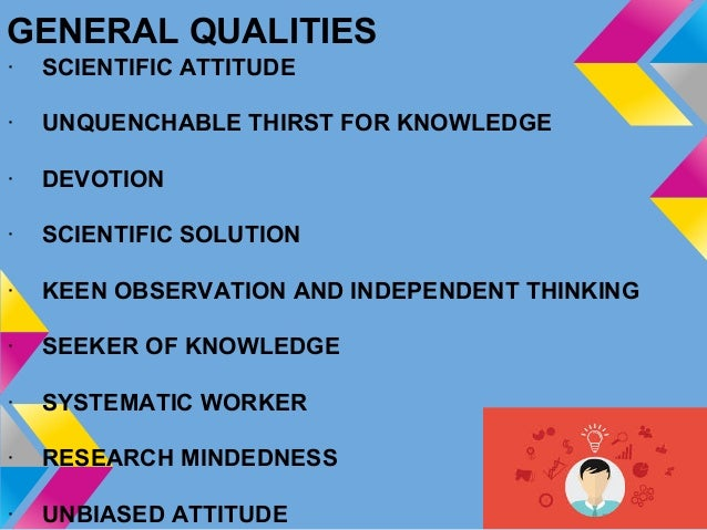 qualities of a good researcher qualities of a good researcher by online tutor selviraveendran 2