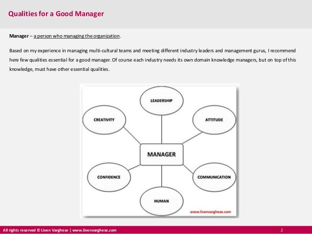 """three traits of being effective manager So there you have """"7 common traits of ineffective leaders"""" and some ideas on how you can avoid those traits and continue on your path to becoming an effective leader."""