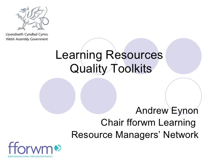 Quality Toolkit Rsc Nw