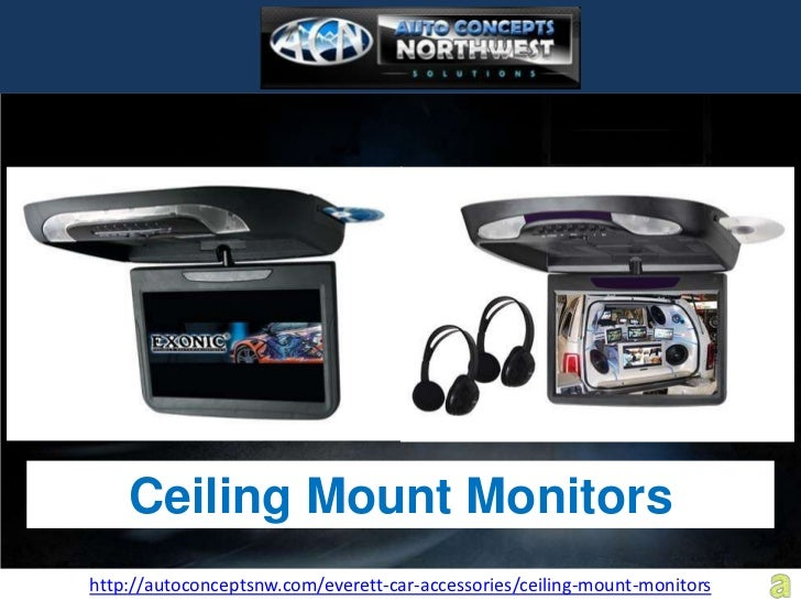 Quality Ceiling Mount Monitors at Unbelievable Prices