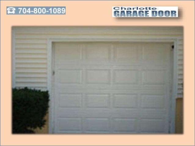 Quality garage door charlotte nc garage door repair for Garage doors charlotte nc
