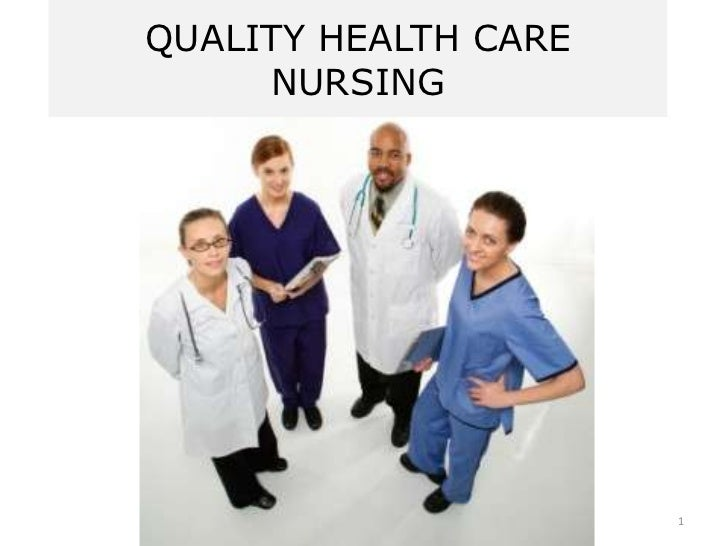 the quality of care in nursing homes should be improved When a nursing home is home: how do canadian nursing homes to improve the quality of care for canadian nursing homes measure up on quality.