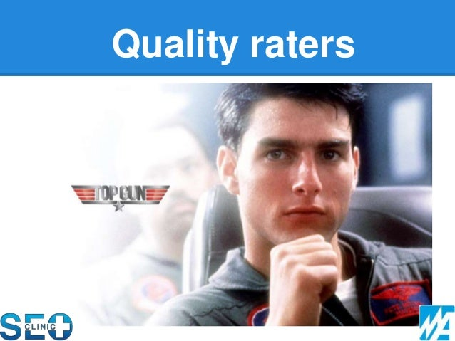 Quality raters
